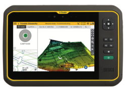 Trimble T7: Leichtes und robustes 7 Zoll Tablet