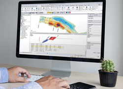 Trimble Business Center Vers. 5.3: Datenaustausch im VCL-Format